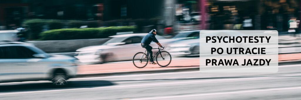 psychotesty po utracie prawa jazdy, badania psychologiczne kierowców piła